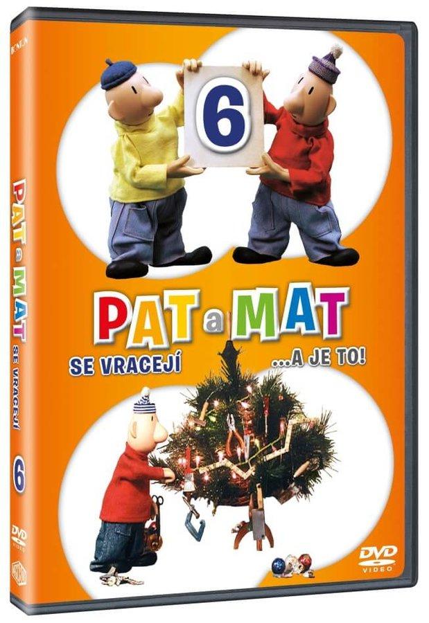 Pat a Mat 6 (DVD)
