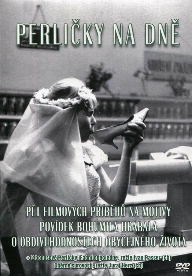 Perličky na dně (DVD) (papírový obal)