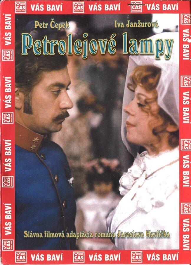 Petrolejové lampy (DVD) (papírový obal)