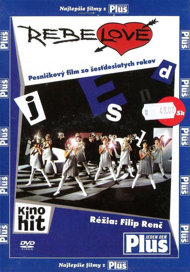 Rebelové (DVD) (papírový obal)