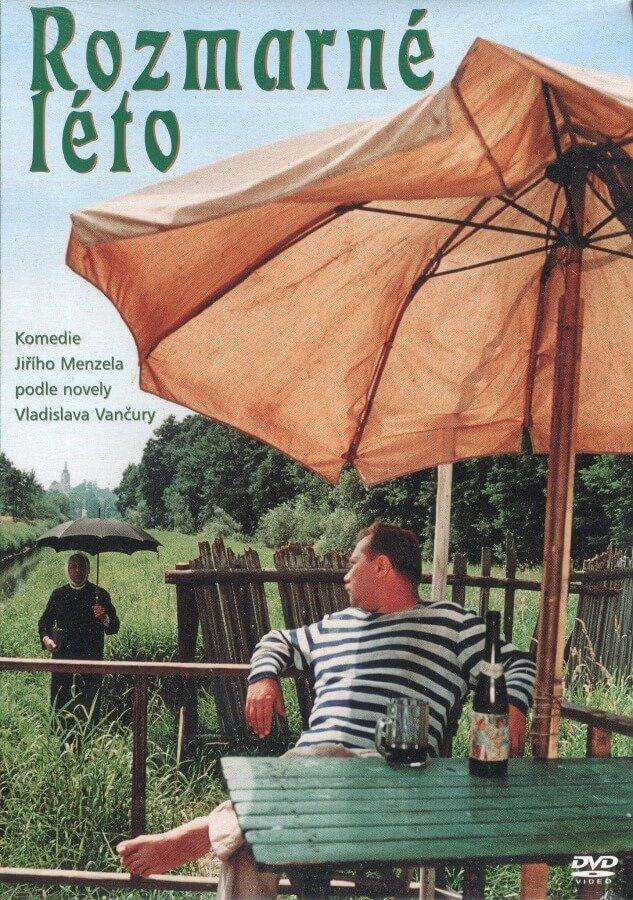 Rozmarné léto (DVD) (papírový obal)