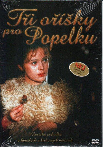 Tři oříšky pro Popelku (DVD) (papírový obal)