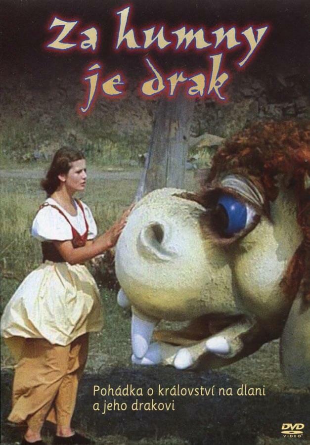 Za humny je drak (DVD) (papírový obal)