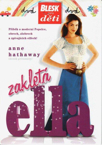 Zakletá Ella (DVD) (papírový obal)