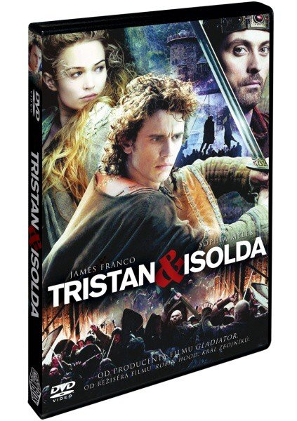 Tristan & Isolda (James Franco) (DVD) - FILMAG COLLECTION