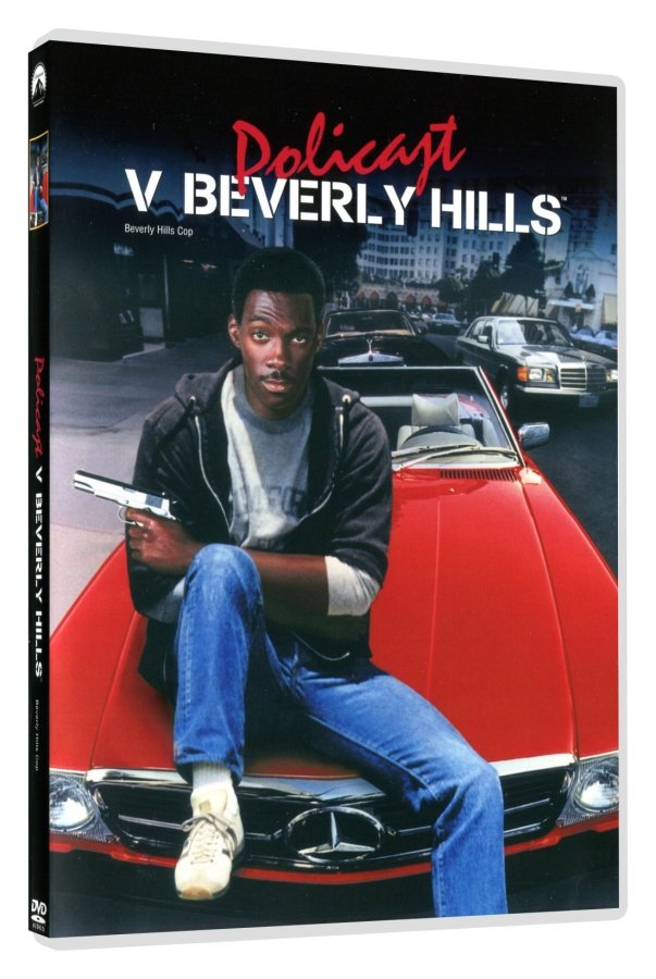 Policajt v Beverly Hills (DVD)