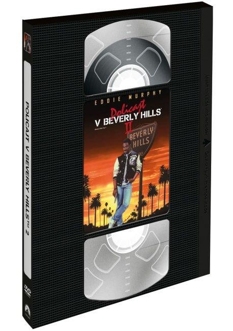 Policajt v Beverly Hills 2 (DVD) - Retro edice