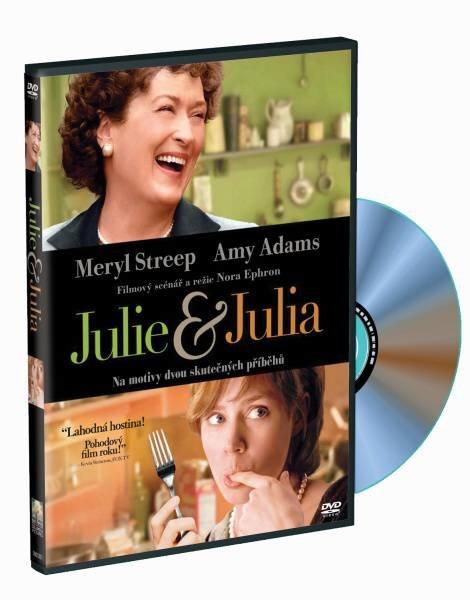 Julie a Julia (Meryl Streep) (DVD)