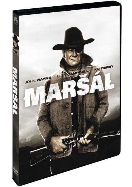 Maršál (John Wayne) (DVD) - české titulky