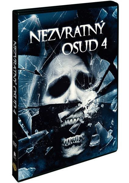 Nezvratný osud 4 (DVD)