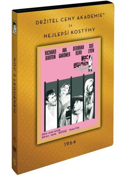 Noc s leguánem - oscarová edice (DVD) (pouze s českými titulky)