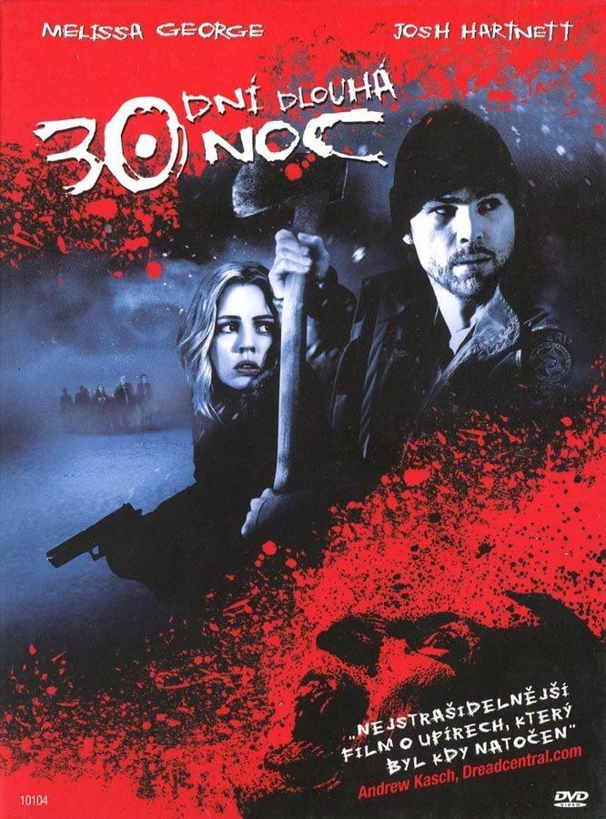 30 dní dlouhá noc (DVD)
