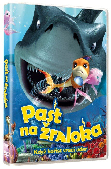 Past na žraloka (DVD)
