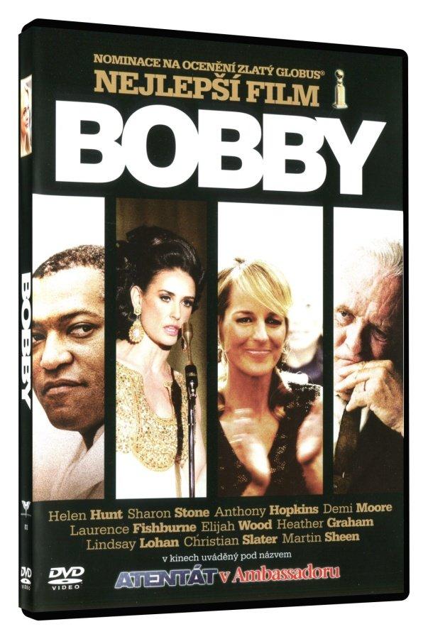 BOBBY - Atentát v Ambassadoru (DVD)