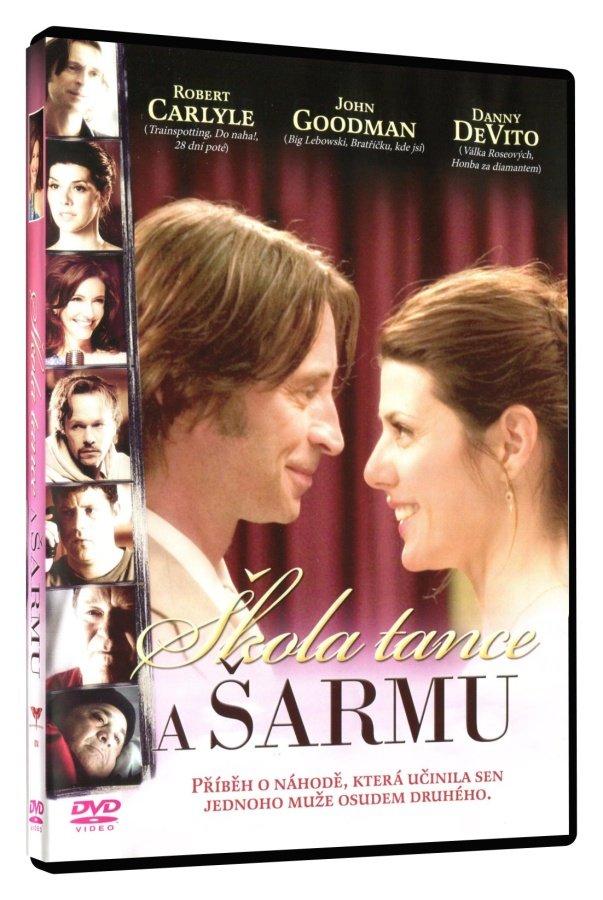Škola tance a šarmu (DVD)