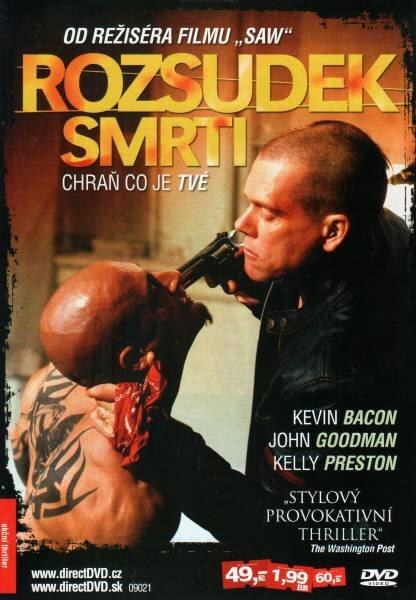 Rozsudek smrti (DVD) (papírový obal)