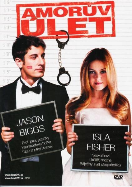 Amorův úlet (DVD) (papírový obal)