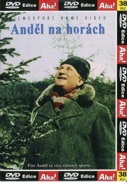 Anděl na horách (DVD) (papírový obal)