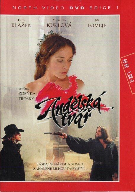 Andělská tvář (DVD) (papírový obal)