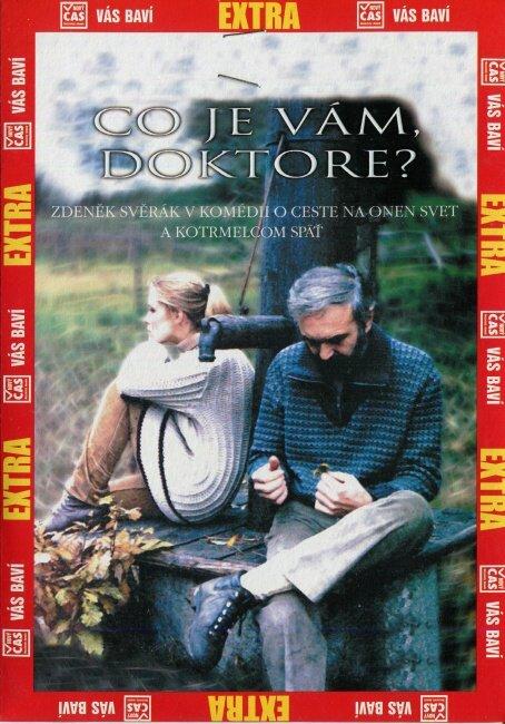 Co je Vám doktore (DVD) (papírový obal)