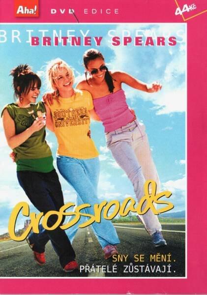 Crossroads (DVD) (papírový obal)