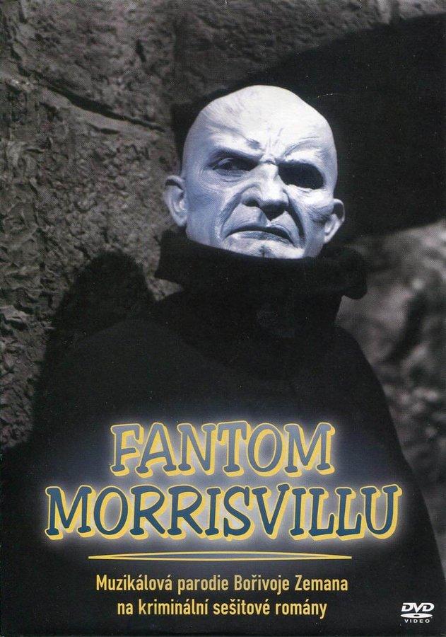 Fantom Morrisvillu (DVD) (papírový obal)