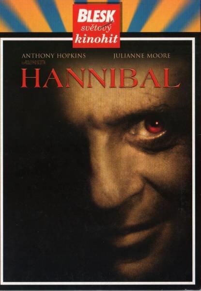 Hannibal (DVD) (papírový obal)