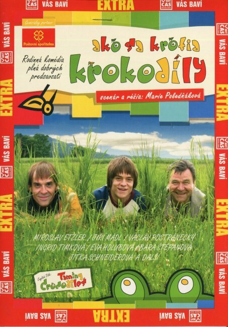 Jak se krotí krokodýli (DVD) (papírový obal)