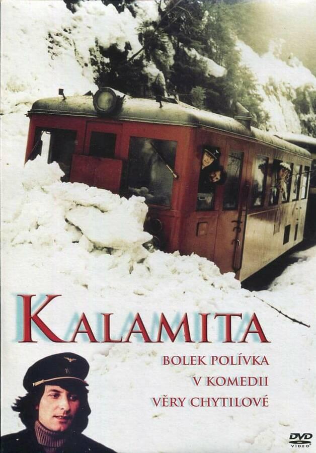 Kalamita (DVD) (papírový obal)