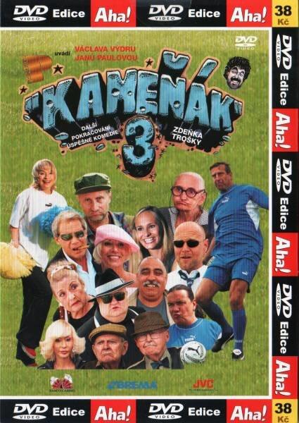 Kameňák 3 (DVD) (papírový obal)