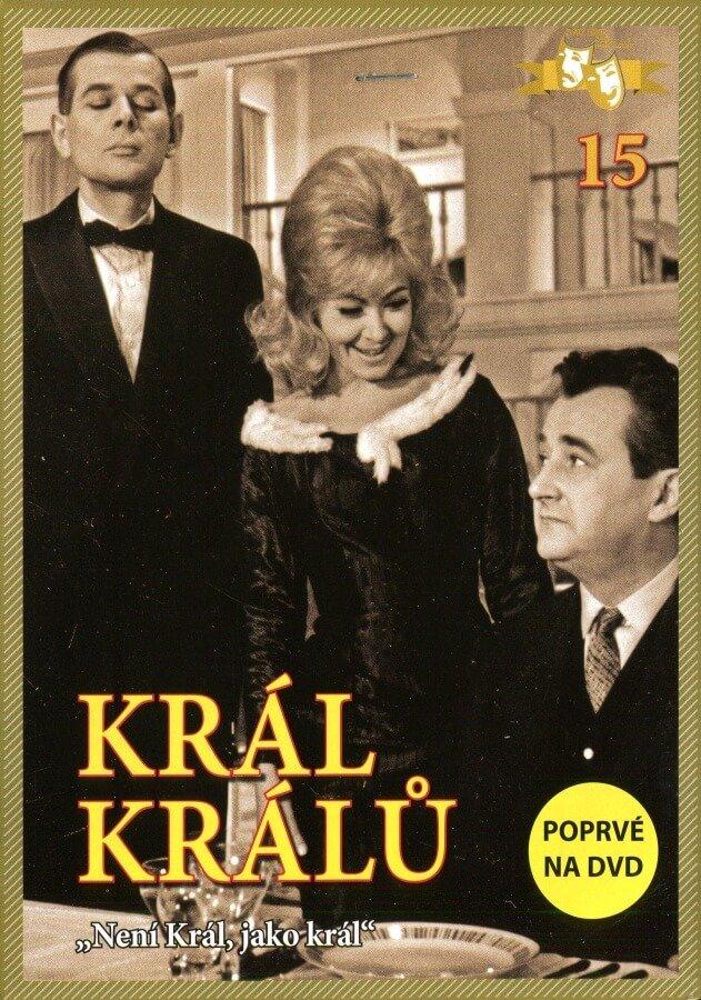 Král Králů (DVD) (papírový obal)