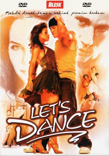Let's Dance (DVD) (papírový obal)