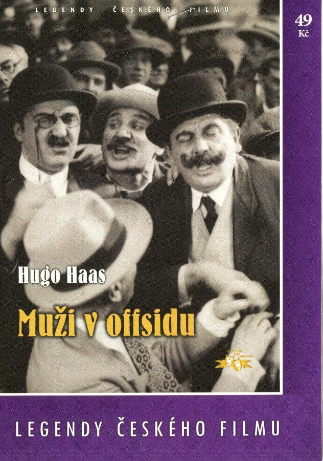 Muži v offsidu (DVD) (papírový obal)