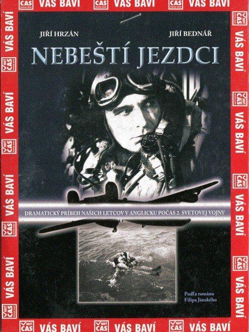 Nebeští jezdci (DVD) (papírový obal)