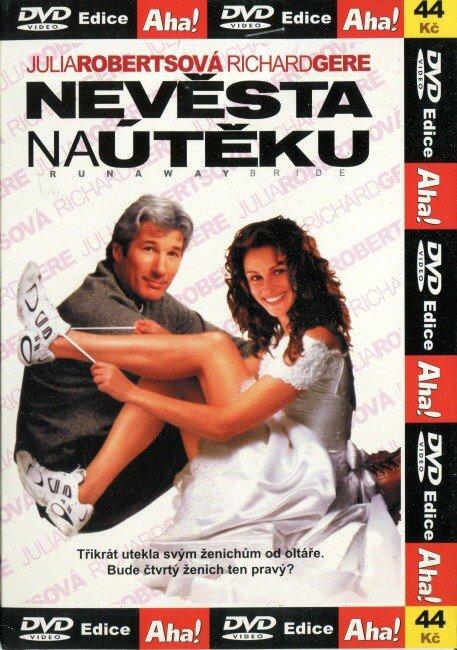 Nevěsta na útěku (DVD) (papírový obal)