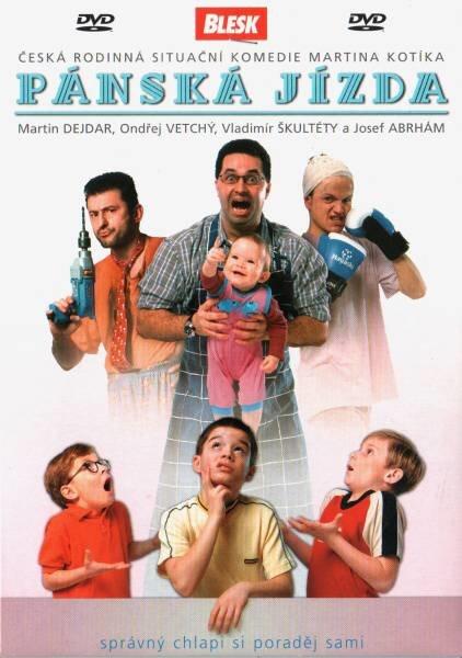 Pánská jízda (DVD) (papírový obal)
