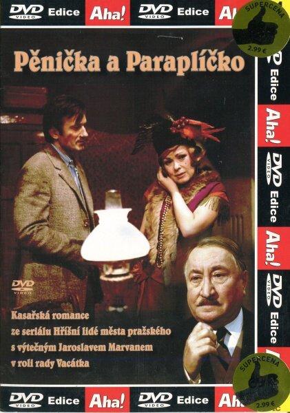 Pěnička a Paraplíčko (DVD) (papírový obal)