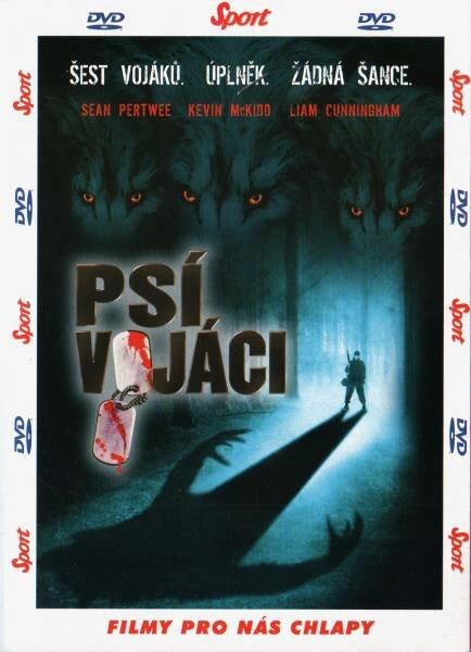 Psí vojáci (DVD) (papírový obal)