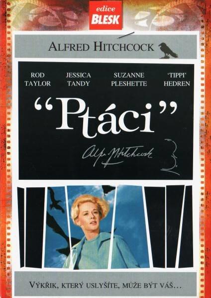Ptáci (DVD) (papírový obal)
