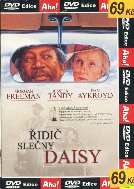 Řidič slečny Daisy (DVD) (papírový obal)