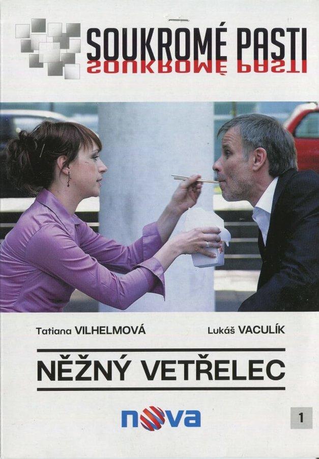 Soukromé pasti - Něžný vetřelec (DVD) (papírový obal)
