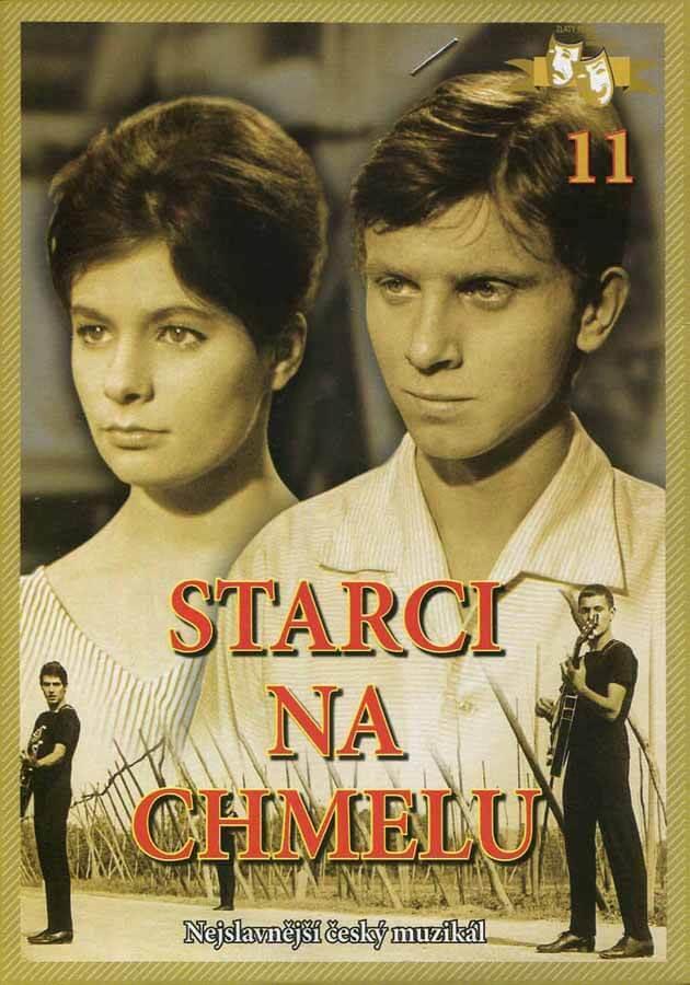 Starci na chmelu (DVD) (papírový obal)