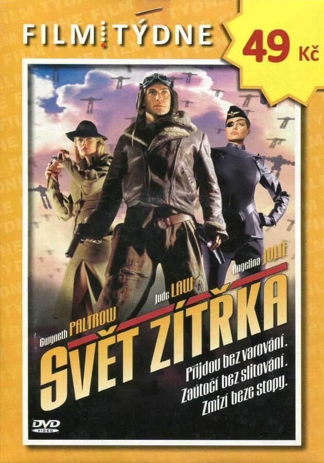 Svět zítřka (DVD) (papírový obal)