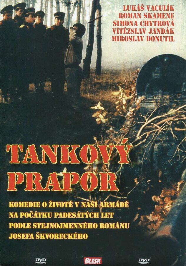 Tankový prapor (DVD) (papírový obal)