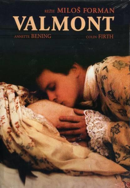 Valmont (DVD) (papírový obal)