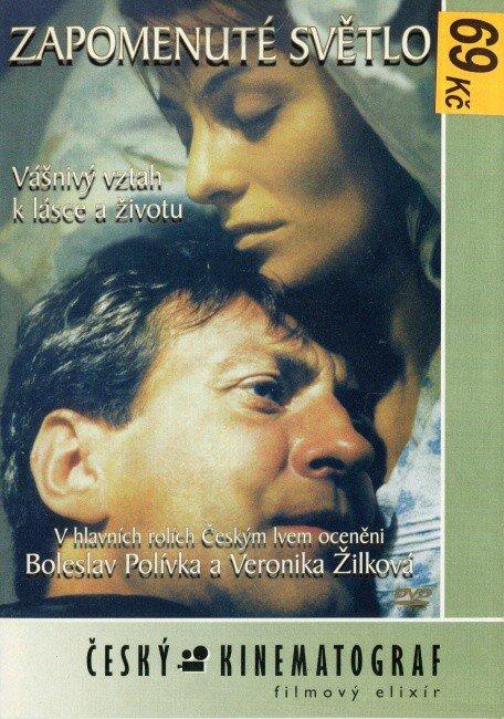 Zapomenuté světlo (DVD) (papírový obal)