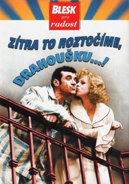 Zítra to roztočíme, drahoušku...! (DVD) (papírový obal)