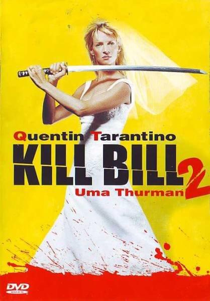 Kill Bill 2 (DVD)