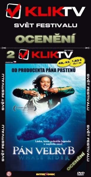 Pán Velryb - edice svět festivalu (DVD) (papírový obal)