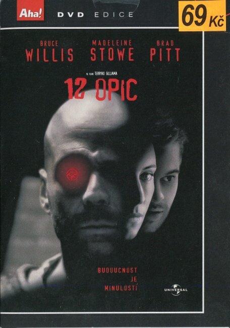 12 Opic (DVD) (papírový obal)
